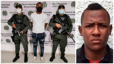 Capturado por secuestro, extorsión y actividades sicariales en Cúcuta