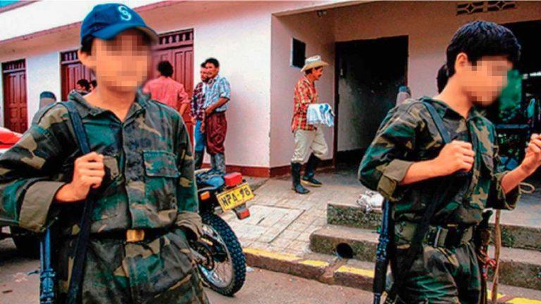 ICBF denuncia a grupos armados por reclutamientos