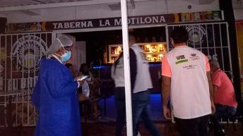 4.968 Visitas a establecimientos nocturnos en Cúcuta
