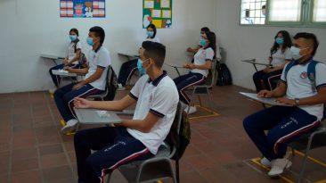 Continúa avanzando la alternancia escolar en Norte de Santander
