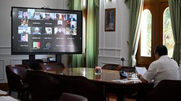 Presentan Documento Técnico para la creación de la RAP El Gran Santander
