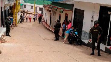 Ataques en el Catatumbo dejan 3 soldados heridos y 1 canino muerto