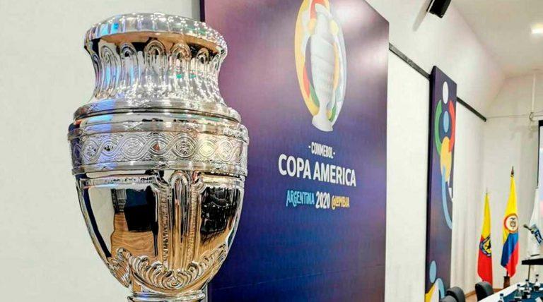 Realización de Copa América sigue en pie, salvo algo extraordinario