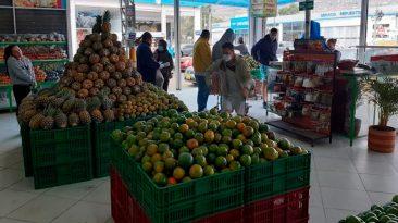 Piden no aumentar precios por desabastecimiento de alimentos