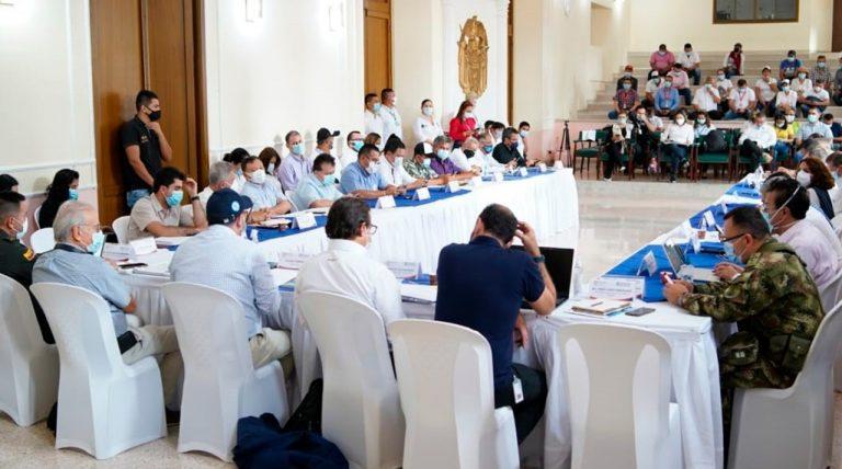 Gobernación de Norte de Santander y arroceros logran acuerdos